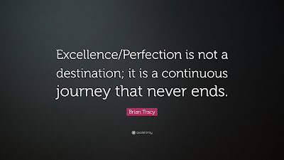 Quotes on excellence and perfection