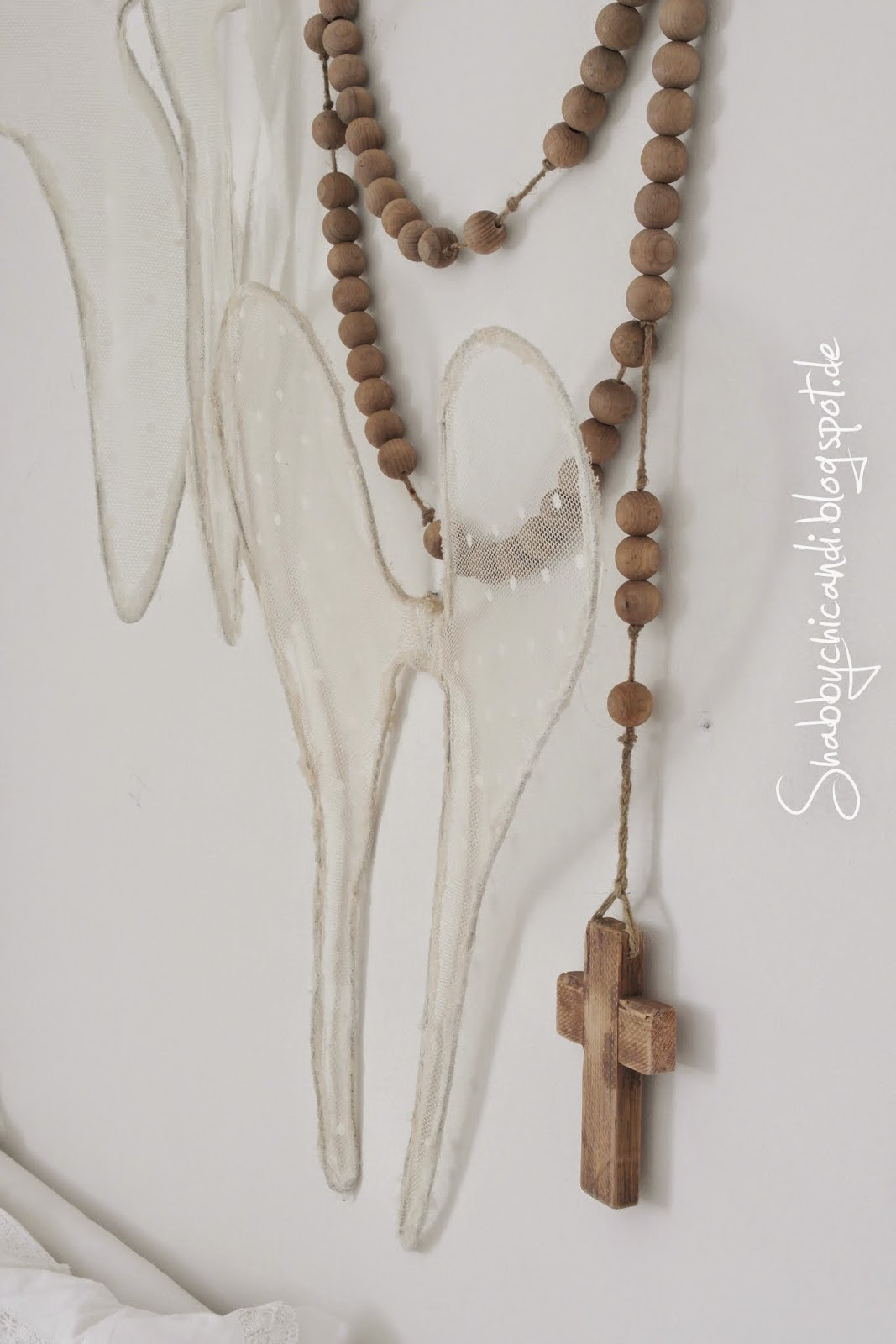 Angelwings Shabby chic decoration