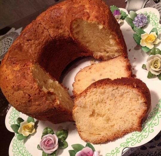 طريقة عمل الكيكة العادية منال العالم
