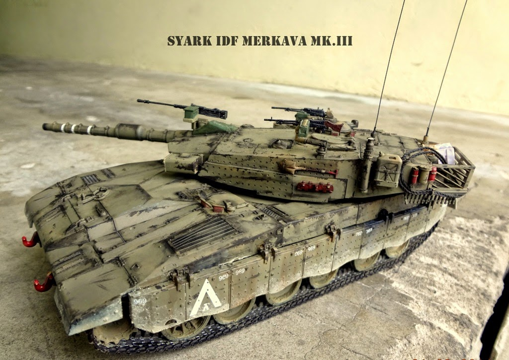 Boss 35 Hobby Mk Iv 1 Merkava Idf