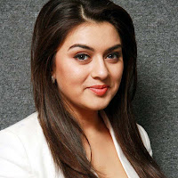stylish and rosy Hansika new images