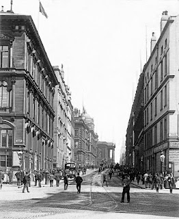 Water Street in 1895 (Liverpool Picturebook)