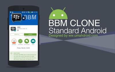 BBM merupakan salah satu aplikasi pesan instan yang paling kaya digunakan BBM Clone Terbaru v3.0.0.18 Support Video Call APK