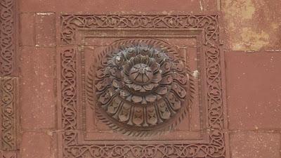 Old Fort Delhi India 929