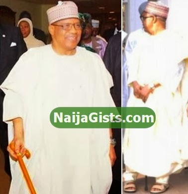 ibrahim babangida has cancer