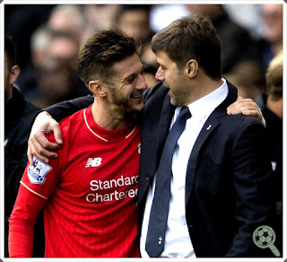 Lallana Pochettino