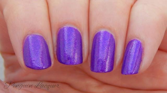 essence gel nail polish ultra violet nah