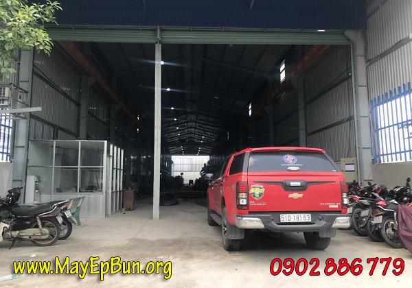 Nhà máy sản xuất máy ép bùn Vĩnh Phát - Hàng Việt Nam chất lượng cao cho các hệ thống xử lý nước thải
