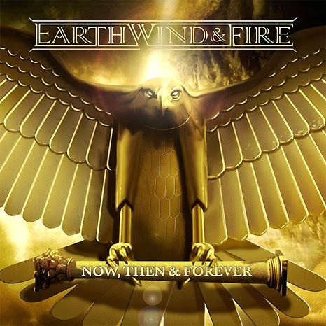 Earth Wind & Fire - Now Then & Forever