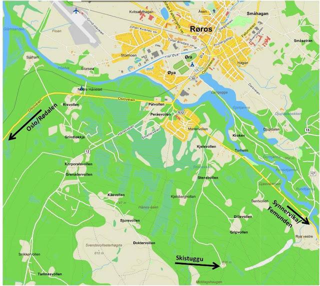 kart over røros sentrum Kaj og Kristina 25 Juli 2015: april 2015 kart over røros sentrum