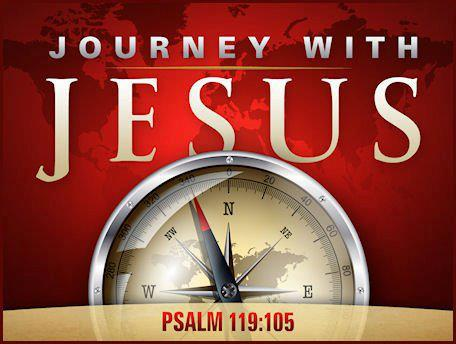 Journey with Jesus Psalm 119 : 105