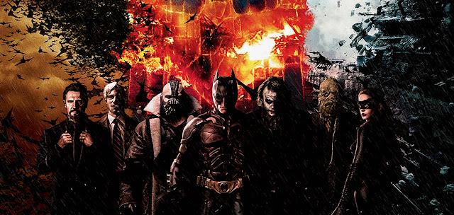 Trailer Suprem Pentru Trilogia THE DARK KNIGHT Disponibilă Acum Într-o Ediţie Specială Blu-ray Şi DVD