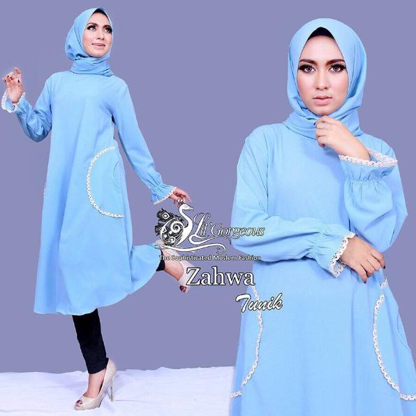 Model Pakaian Muslim Rancangan Ivan Gunawan Terbaru