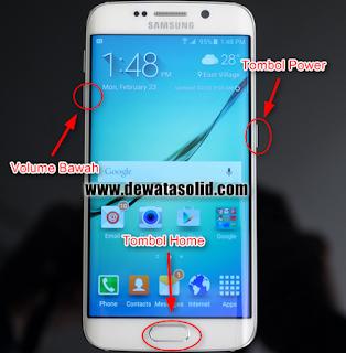 Cara Update Samsung Galaxy S6 atau S6 Edge ke Lollipop 5.1.1