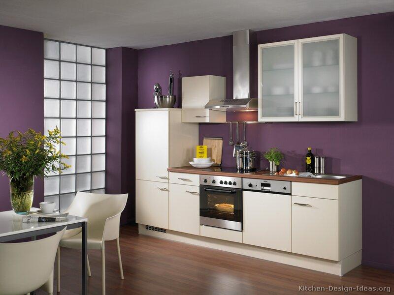 Desain Dapur Putih Dekorasi Modern 2017