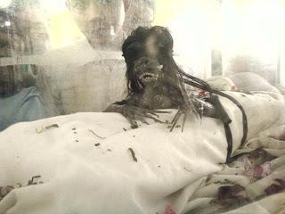 Buncul Jenglot Besar Ditemukan Warga Cirebon