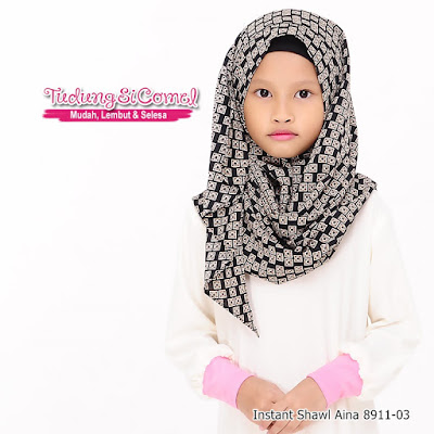 Instant Shawl Aina - SOLD OUT