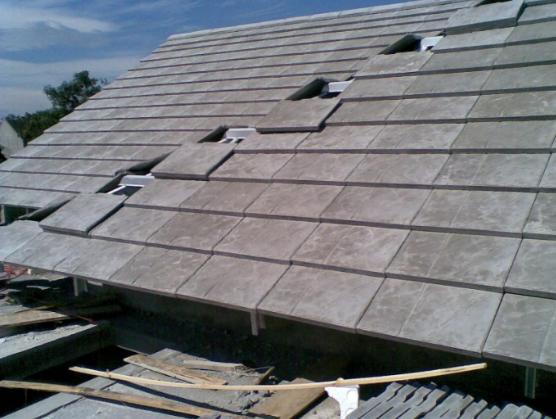 Jenis Atap Rumah Beton