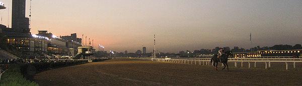 Hipódromo de Palermo em Buenos Aires