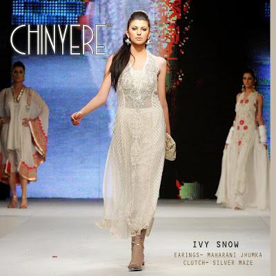 93125e66b1d White Party Fashion on Fashion Tips Box White Party Wear Formal Dresses  Bridal Wear