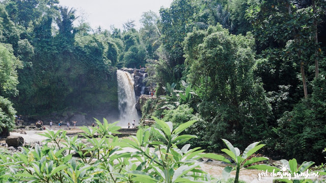 Best of Bali Tegenungan Waterfall