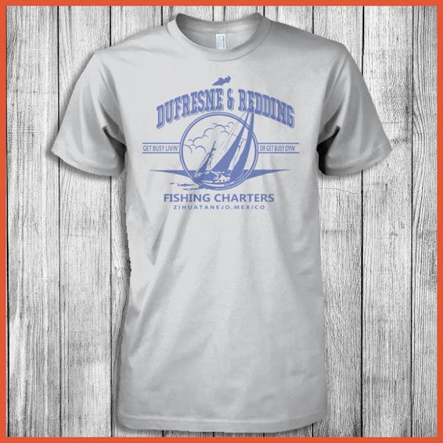 Dufresne & Redding Fishing Charters Shirt