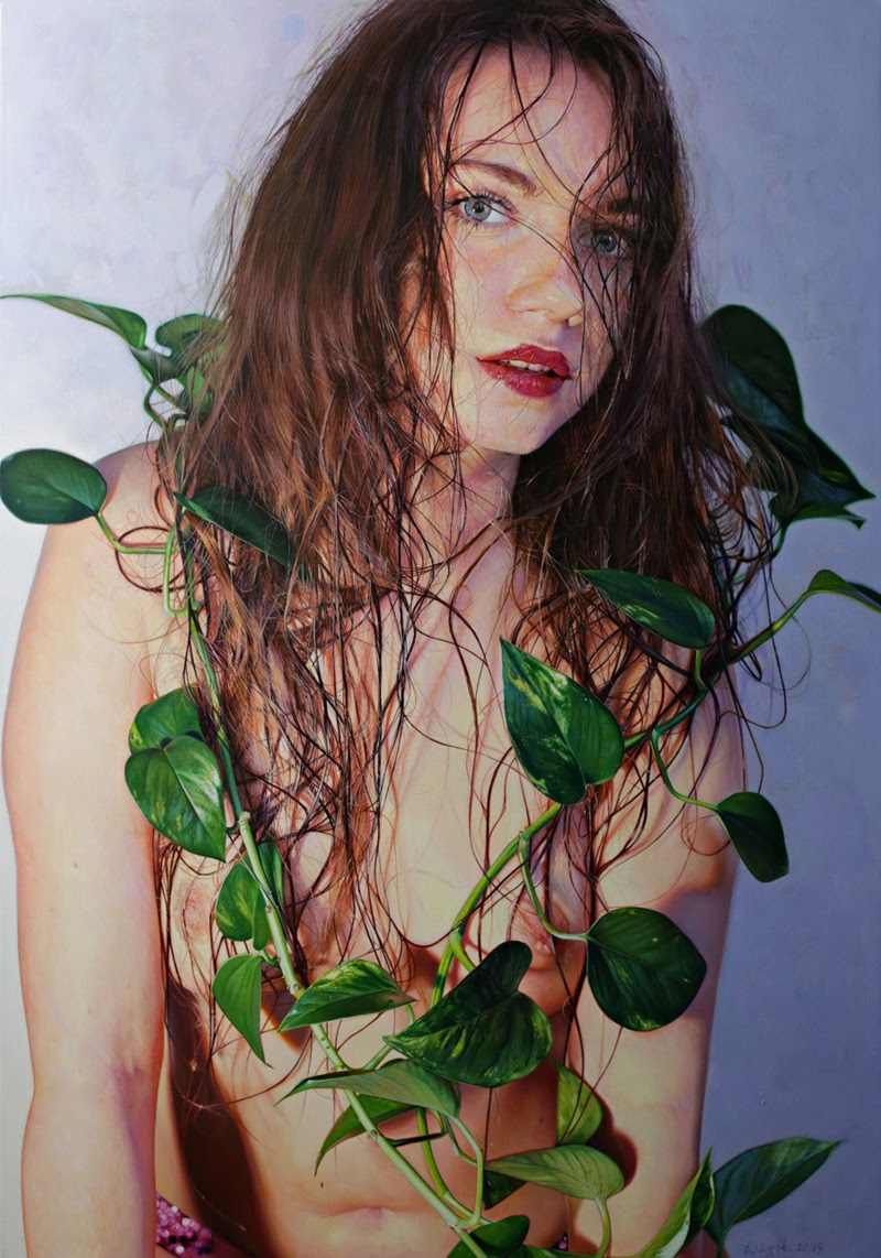 Hyperrealistic Paintings by Ania Wypych from Poland.
