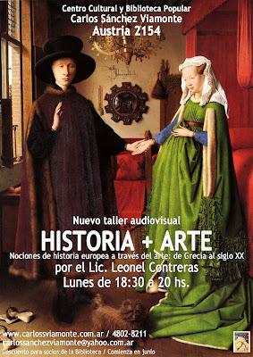 Historia + Arte