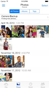 OneDrive for iOS (5.0)