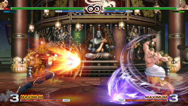 PlayStation 4 fighting game review