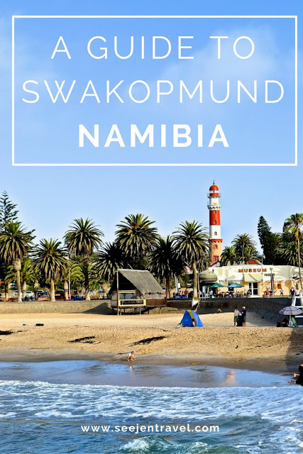 Tips for exploring Swakopmund, Namibia.