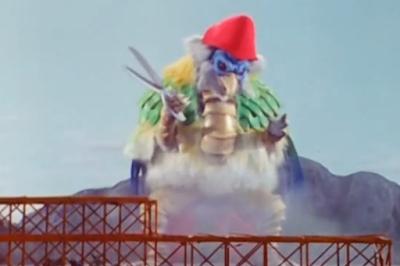 Dora Cockatrice Chunky Chicken Zyuranger