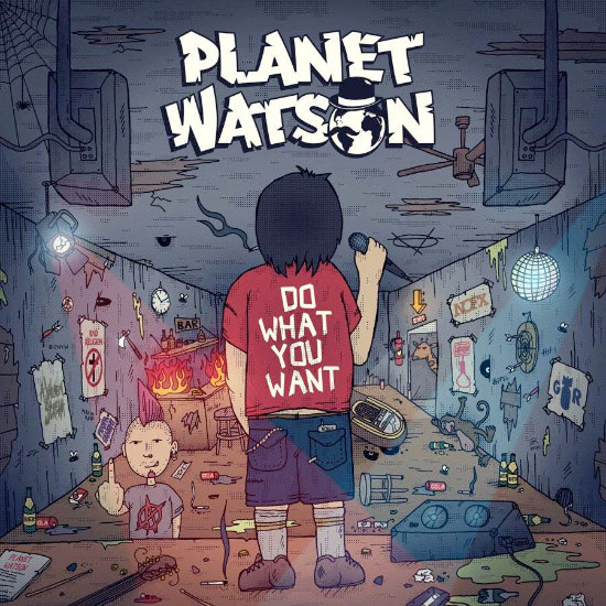 <center>Planet Watson stream new album 'Do What You Want'</center>