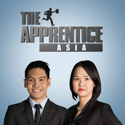 The Apprentice Asia Final2: Jonathan versus Andrea