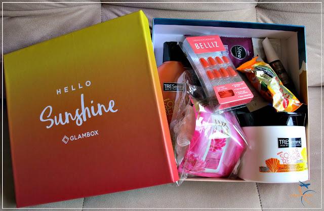 Glambox de janeiro | Hello Sunshine