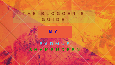 the blogger's guide