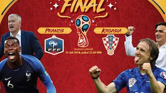 Ini Dia 'Head to Head' Playmaker Prancis Vs Kroasia