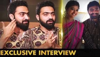 Actor Maanas Chavali Interview | Vaani Rani Saravanan