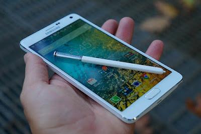 Co nen mua Samsung Note 4 Han cu