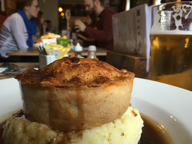 The Raven Pub - Matador Pie, Bath