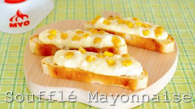 Japanese Soufflé Mayonnaise