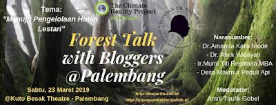 Hutan Lestari untuk Bumi Nanti