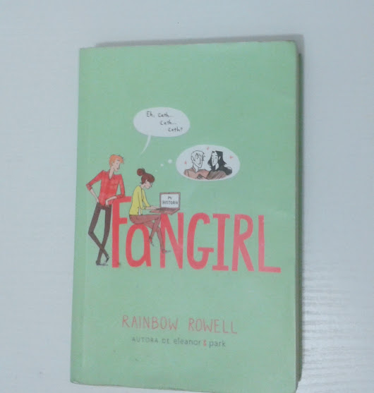 Chivi: Reseña Fangirl / Carry On de Rainbow Rowell