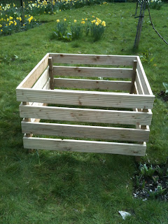 compost bin, how to make one
