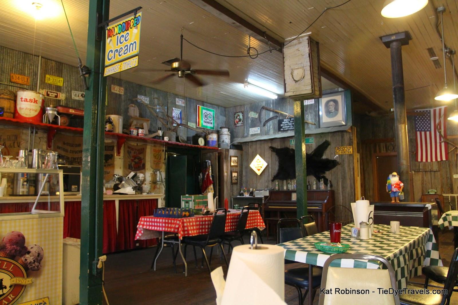 The Restaurant Inside Oark General Is Excellent But Hasn T Always Housed It