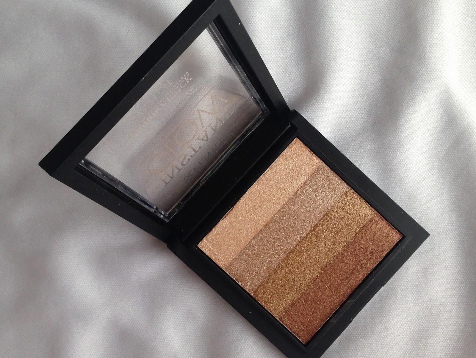 Seventeen Cosmetics Shimmer Brick