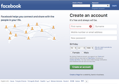 [SOLVED] How To Open and Create New Facebook Account Fast