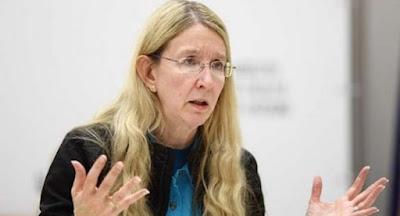 Суд отстранил Супрун от должности и.о. министра здравоохранения