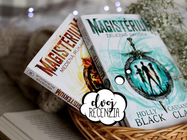 Fantasy kníh o čarodejníkoch nikdy nie je dosť ║ Magistérium I. a II. - Cassandra Clare & Holly Black ║ dvoj-recenzia