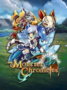 Monster Chronicles Mod Apk Terbaru v2.08 -  Game Strategi RPG Android